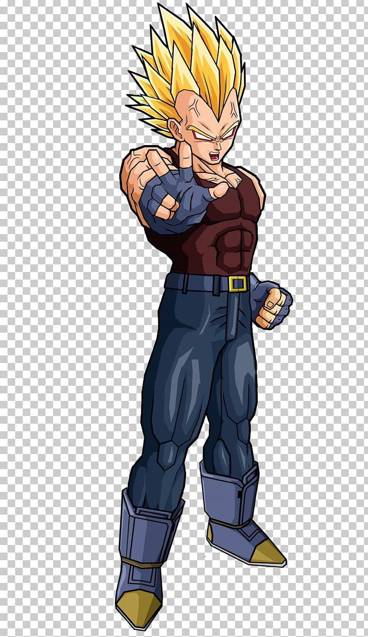 Baby Vegeta Majin Buu Goku Dragon Ball Z: Budokai Tenkaichi