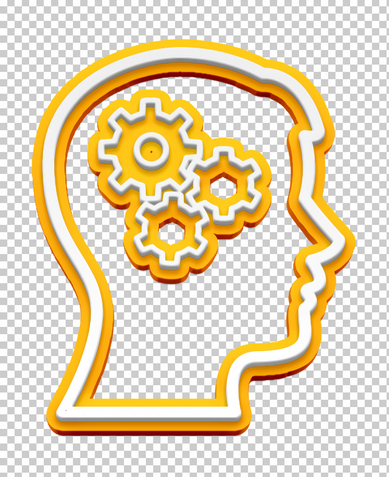 Thinking Icon Science And Education Icon Learning Icon PNG, Clipart, Learning Icon, Science And Education Icon, Sticker, Thinking Icon, Yellow Free PNG Download