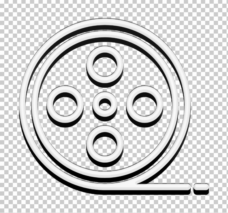 Film Roll Icon Roll Icon Movie  Film Icon PNG, Clipart, Auto Part, Circle, Film Roll Icon, Line Art, Movie Film Icon Free PNG Download