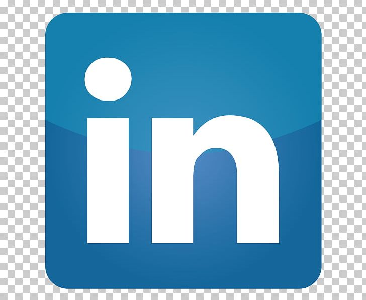 LinkedIn Logo Computer Icons Business PNG, Clipart, Angle, Aqua, Blue, Brand, Business Free PNG Download