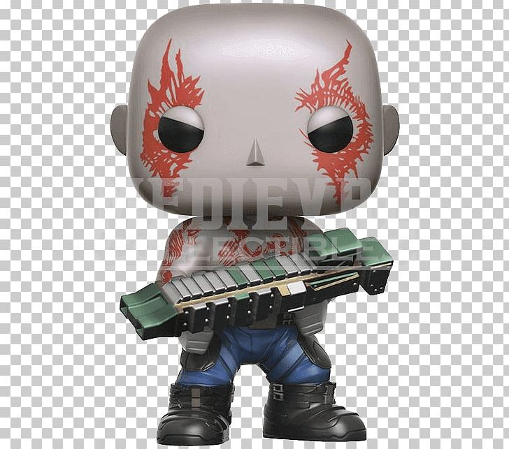Drax The Destroyer Rocket Raccoon Gamora Star-Lord Groot PNG, Clipart, Action Toy Figures, Bobblehead, Collectable, Dave Bautista, Drax The Destroyer Free PNG Download
