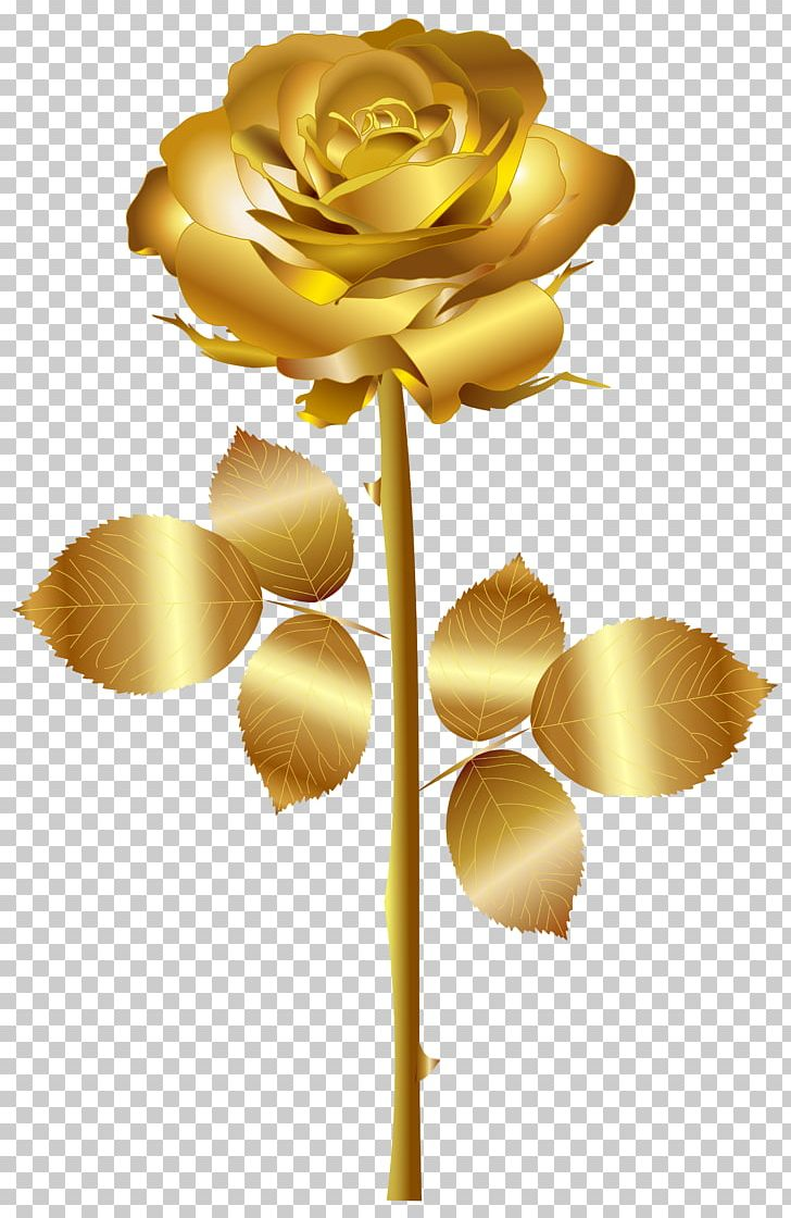 Rose Gold Flower PNG, Clipart, Blue Rose, Clip Art, Computer