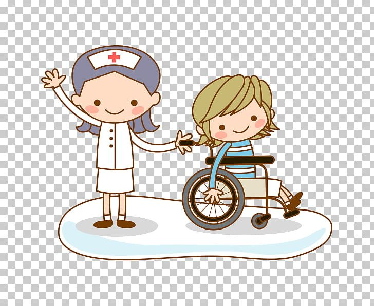 Disability Nurse Animation Png Clipart Animation Cartoon Child Disability Finger Free Png Download