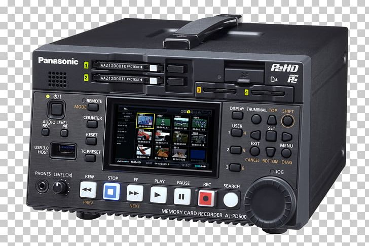MicroP2 AVC-Intra Serial Digital Interface Panasonic PNG, Clipart, Audio Receiver, Avchd, Avcintra, Computer Data Storage, Electronic Device Free PNG Download