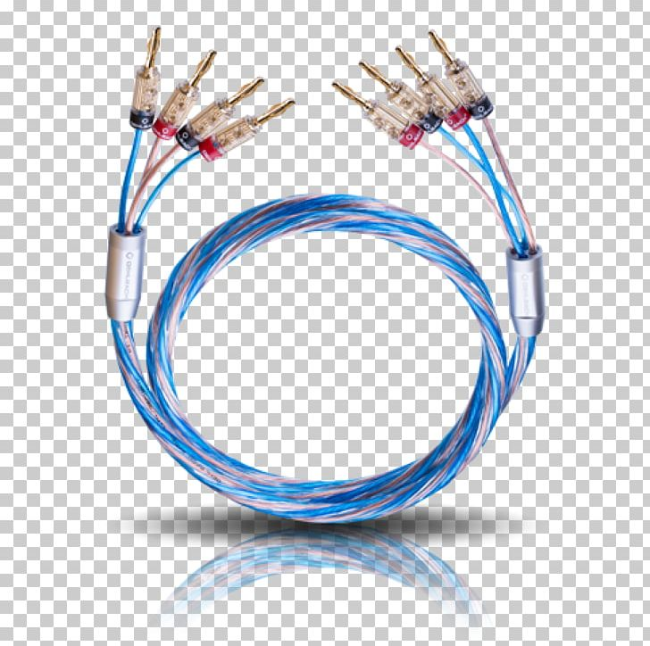 network cables speaker wire bi-wiring electrical cable banana connector  png, clipart, 4 b, audio,
