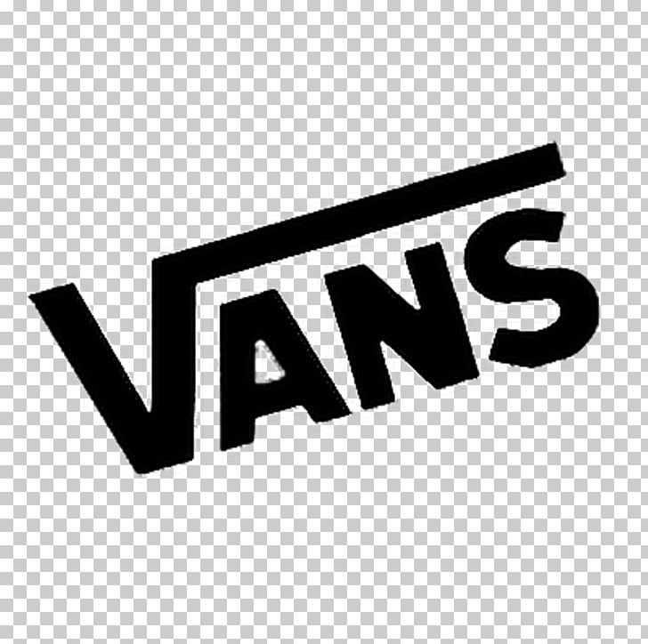Logo Vans Graphics Drawing Brand PNG, Clipart, Angle, Black