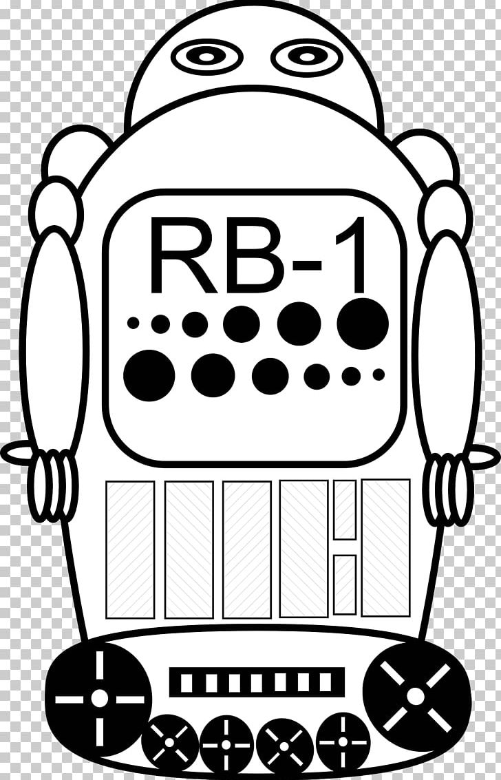 Robotics PNG, Clipart, Area, Artwork, Black, Black And White, Computer Icons Free PNG Download