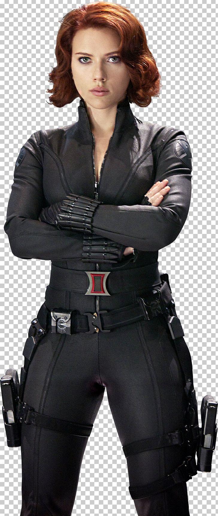 Scarlett Johansson Black Widow The Avengers Cosplay Costume