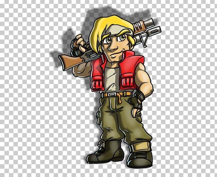 Metal Slug 7 Metal Slug 3 Video Game Marco Rossi PNG