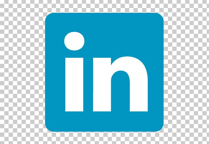 Social Media LinkedIn Logo Computer Icons Social Network PNG, Clipart, Aqua, Area, Blue, Brand, Computer Icons Free PNG Download