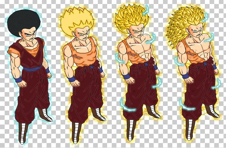 Mr Satan Goku Gohan Dragon Ball Heroes Piccolo Png Clipart