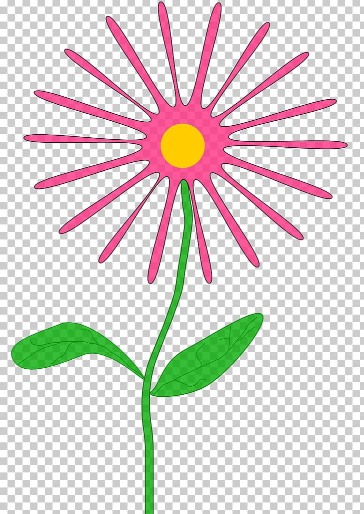 April flower. Pink flowers png clipart