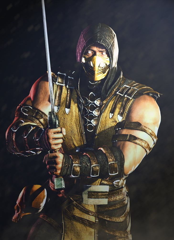 Mortal Kombat X Garry S Mod Sub Zero Scorpion Png Clipart Armour