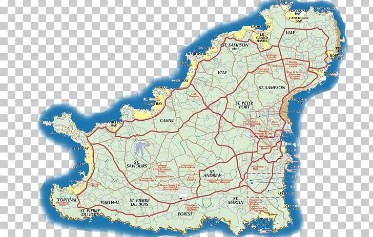 Alderney Road Map Bailiwick Of Guernsey Saint Peter Port PNG ...