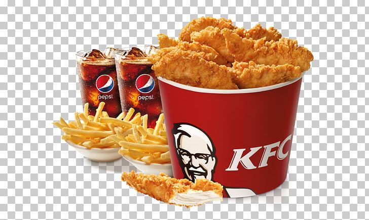 Fast Food French Fries Onion Ring KFC Chicken Nugget PNG, Clipart, American Food, Blue Monday, Bucket, Chicken Meat, Chicken Nugget Free PNG Download