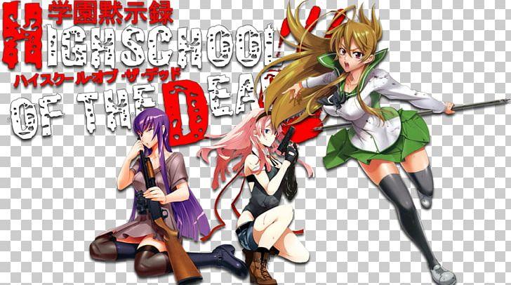 download highschool of the dead season 1