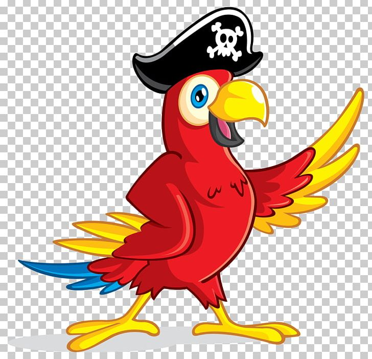 Pirate Parrot PNG, Clipart, Animals, Art, Beak, Bird, Bit Free PNG Download