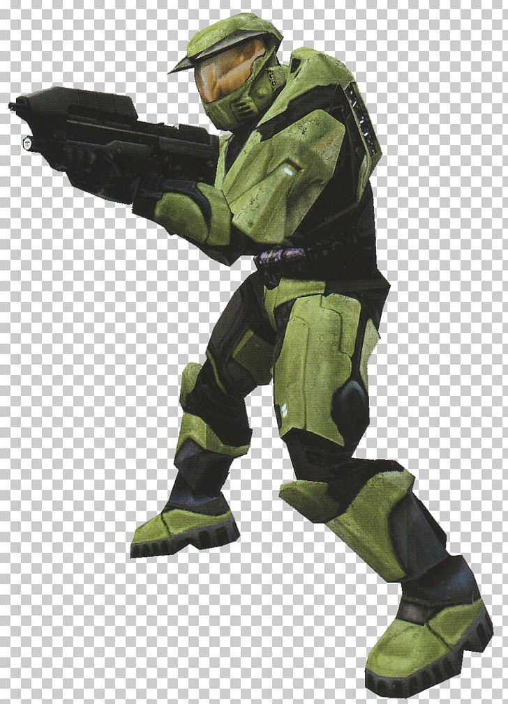 Master Chief Halo Combat Evolved Anniversary Soldier