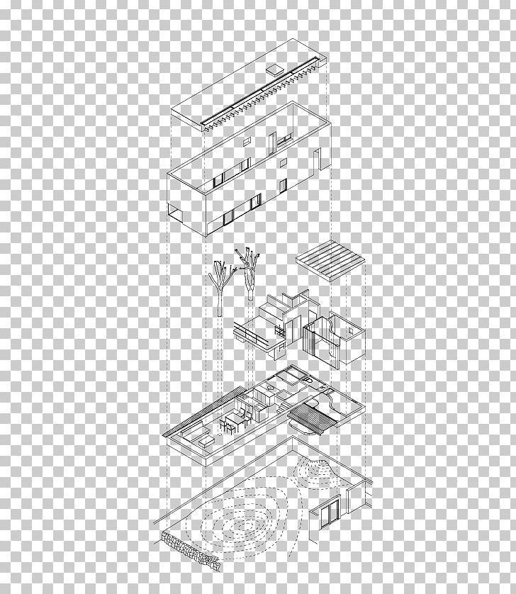 Tree House Trunk Garden PNG, Clipart, Angle, Architecture, Backyard, Black And White, Building Free PNG Download