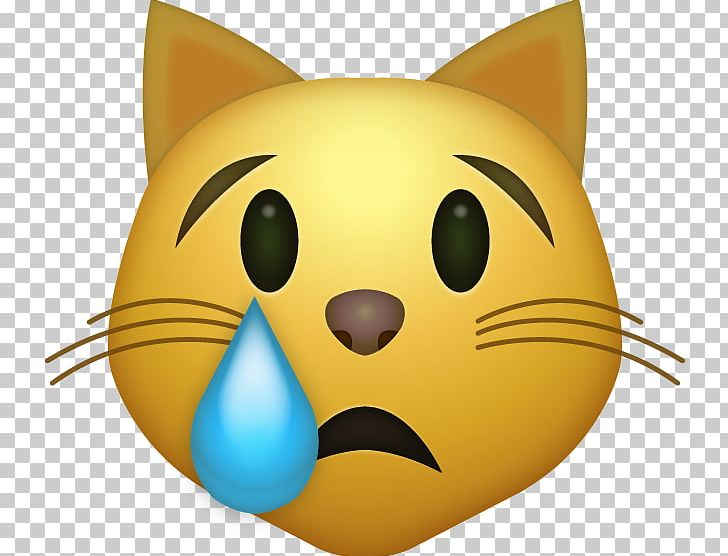 Cat Face With Tears Of Joy Emoji IPhone PNG, Clipart, Carnivoran, Cat, Cat Like Mammal, Computer Icons, Computer Wallpaper Free PNG Download