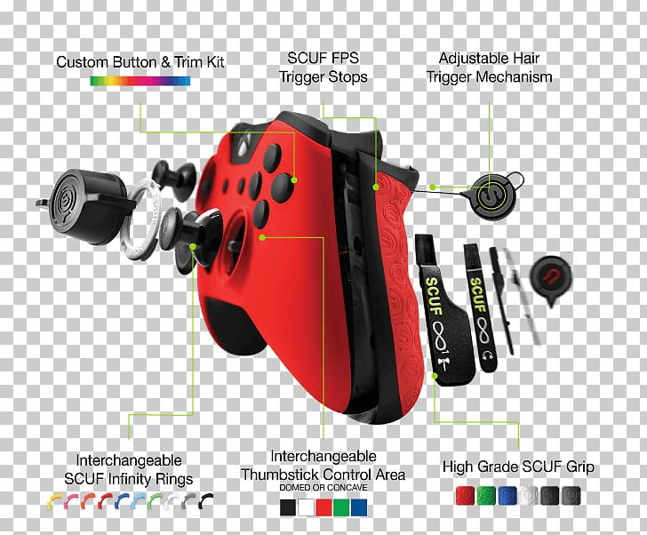 Xbox 360 Controller Xbox One Controller Game Controllers PNG ... Xbox Controller Schematic Diagram on