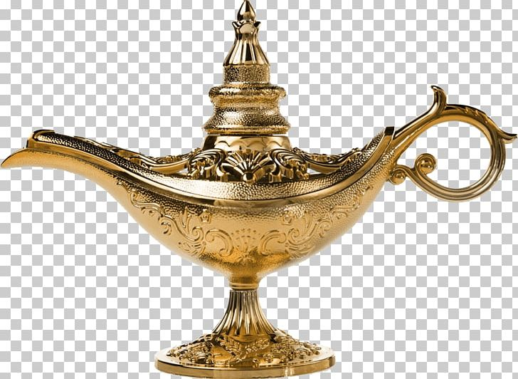 Genie Aladdin Light Oil Lamp Stock Photography Png Clipart