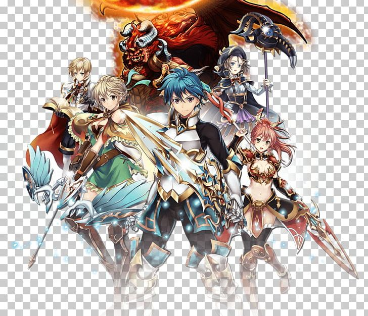 Unison League TH Iron League VALKYRIE CONNECT Game PNG
