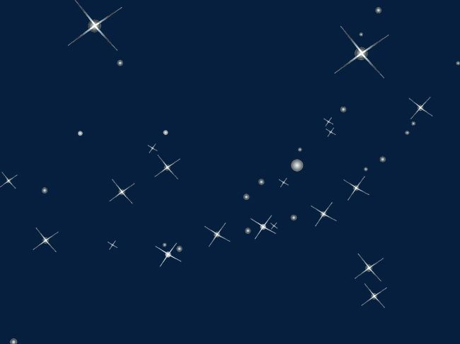 Starry Night Sky Bright Stars PNG, Clipart, Bright, Bright Clipart