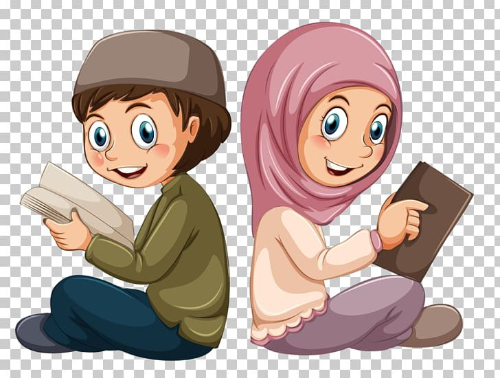Muslim Islam Quran Boy Png, Clipart, Cartoon, Cartoon -7202