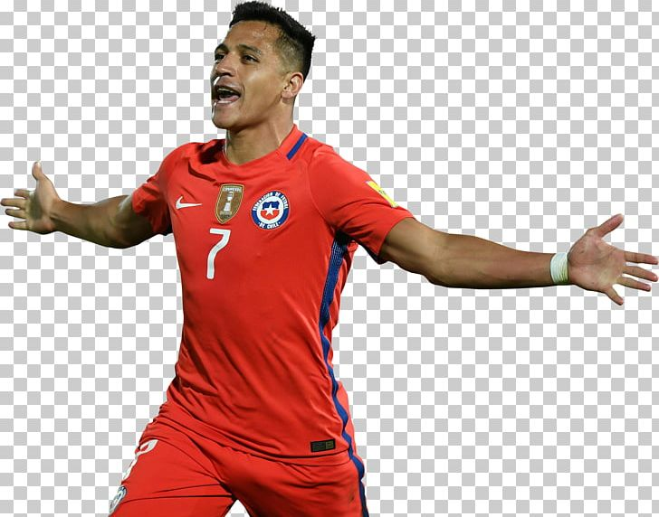 promo code b039f e23f1 Alexis Sánchez Chile National Football Team Manchester ...