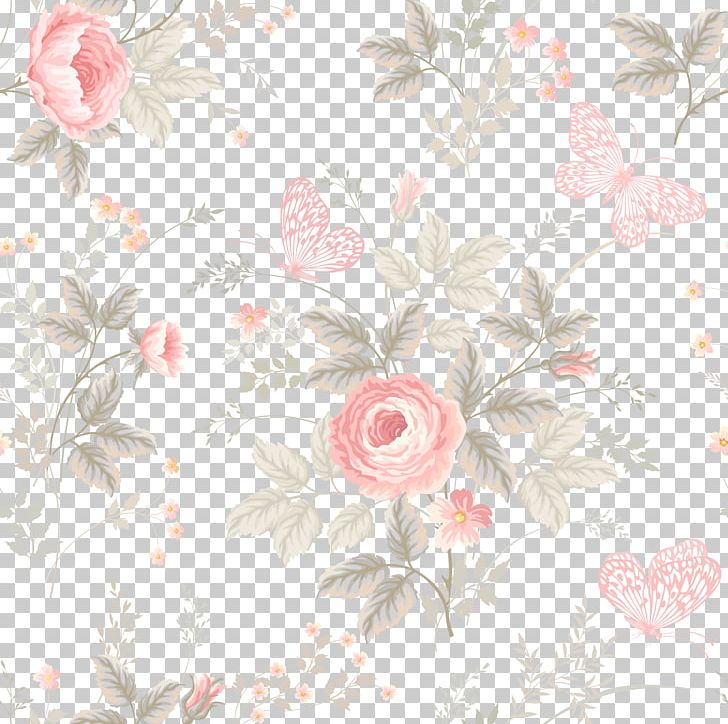Flower Pattern Png Clipart Artificial Flower Background