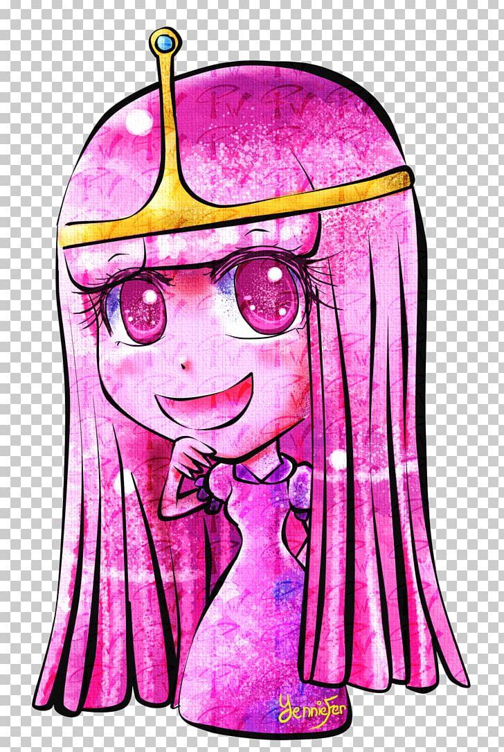 Princess bubblegum marceline the vampire queen chibi chewing gum art png clipart adventure time anime art