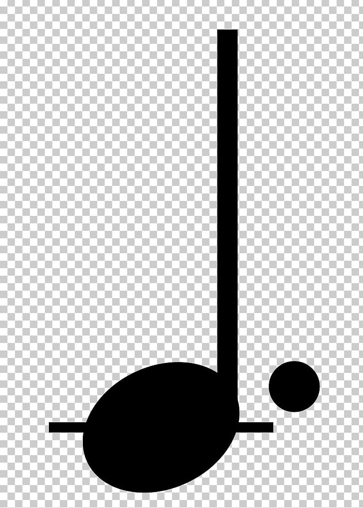 Dotted Note Quarter Note Eighth Note Musical Note PNG