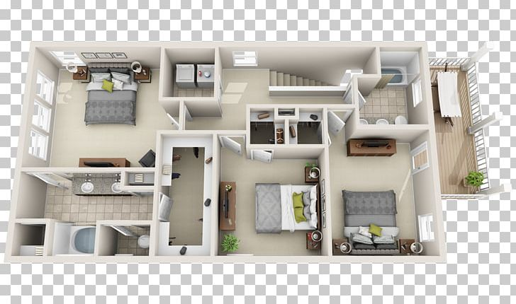 3D Floor Plan House Home Interior Design Services PNG ...