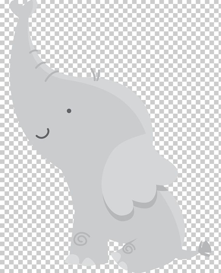 Baby Shower Infant Elephant PNG, Clipart, African Elephant, Animals, Baby Shower, Black And White, Carnivoran Free PNG Download