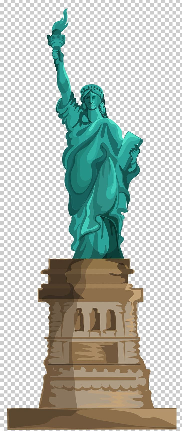 Statue Of Liberty Ellis Island New York Harbor Statue Of Freedom PNG, Clipart, Artwork, Classical Sculpture, Drawing, Ellis Island, Figurine Free PNG Download