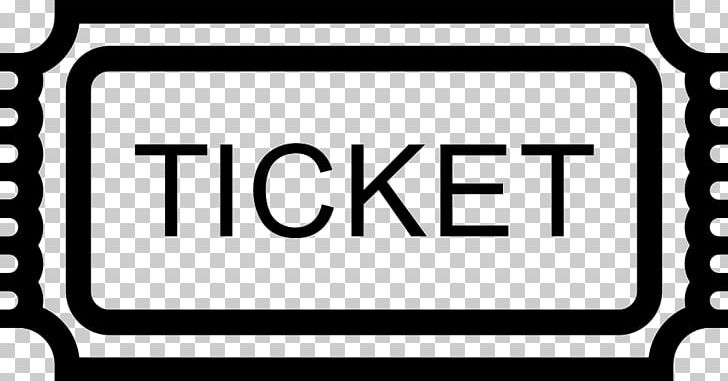 Ticket Computer Icons Raffle PNG, Clipart, Admission, Airline Ticket, Area, Black And White, Boarding Pass Free PNG Download
