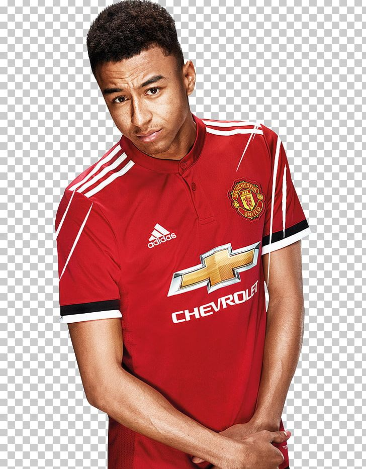 competitive price 956d7 a49a1 Jesse Lingard Jersey 2016–17 Manchester United F.C. Season ...