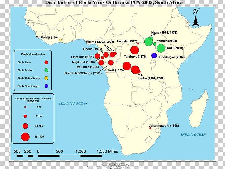 Ebola virus diagram