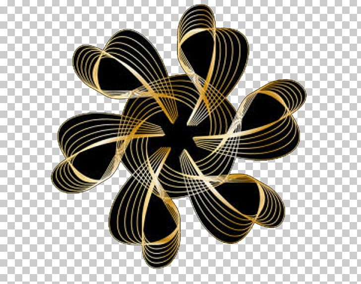 Black Circle Gold Aire Png Clipart Background Base Black