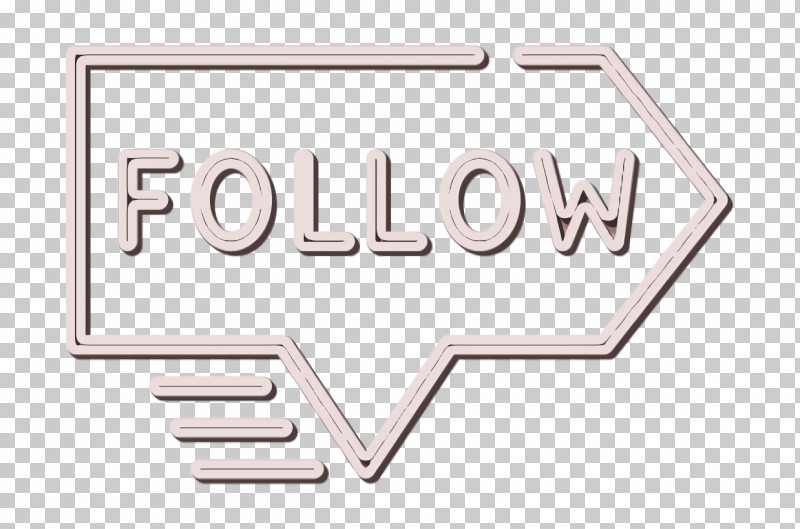 Social Network Icon Follow Icon PNG, Clipart, Follow Icon, Geometry, Line, Logo, M Free PNG Download