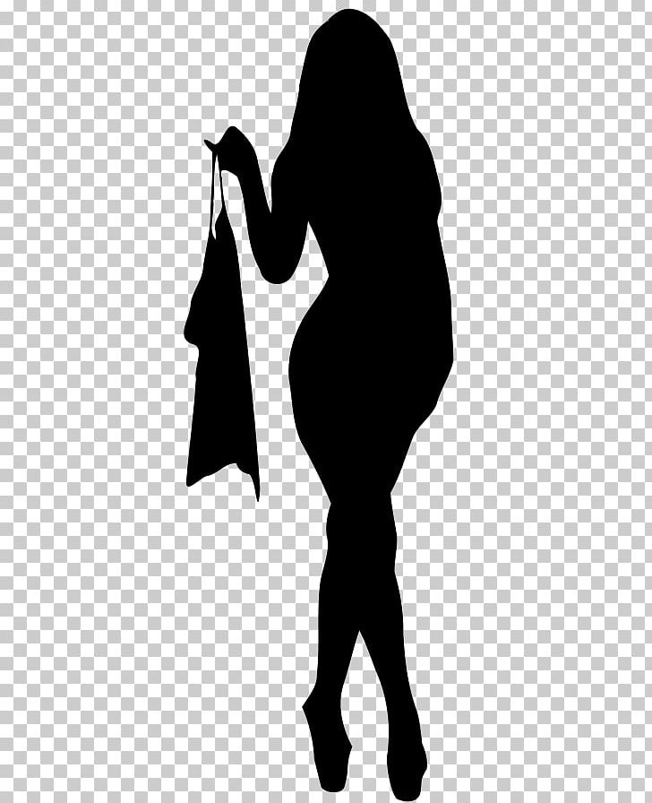 Women Sexy Silhouette Png Clipart, Png Download
