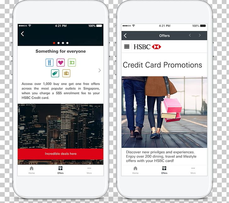 Smartphone HSBC ATM Credit Card Online Banking PNG, Clipart