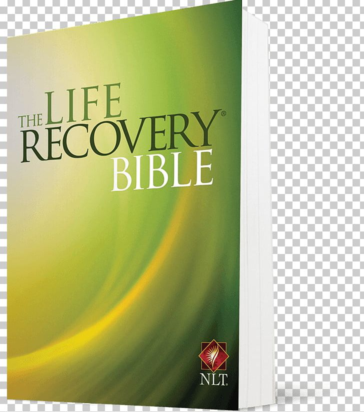 The Life Recovery Bible NLT New Living Translation Life