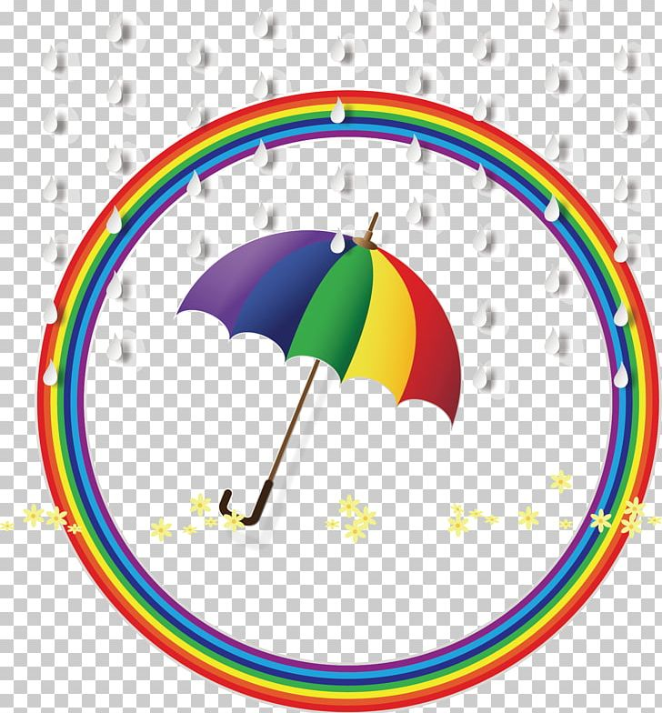 Rainbow Png Clipart After After Vector Area Artistic Conception