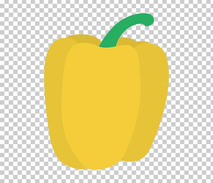 Bell Pepper Yellow Pepper Chili Pepper Open PNG, Clipart, Apple, Banana Pepper, Bell Pepper, Bell Peppers And Chili Peppers, Chili Pepper Free PNG Download
