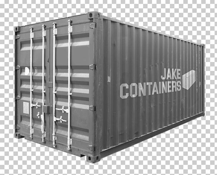 Container Mover Intermodal, Galvanised Storage Container