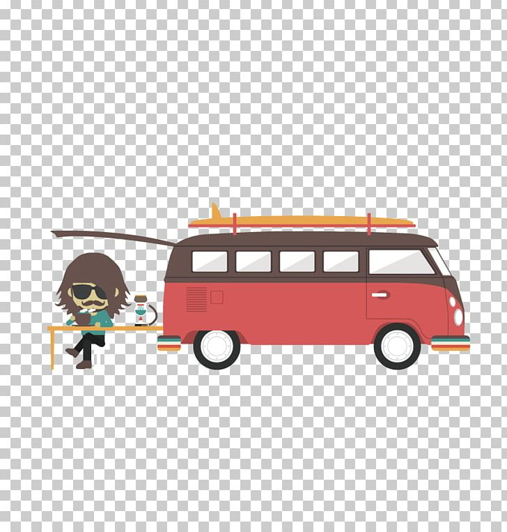 Van Bus Volkswagen Type 2 Car PNG, Clipart, Automotive