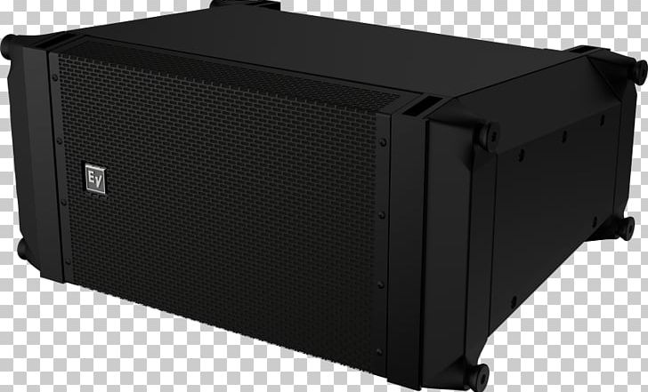 Microphone Electro-Voice Line Array Loudspeaker Sound PNG, Clipart, Audio, Audio Signal, Black, Electrovoice, Highend Audio Free PNG Download