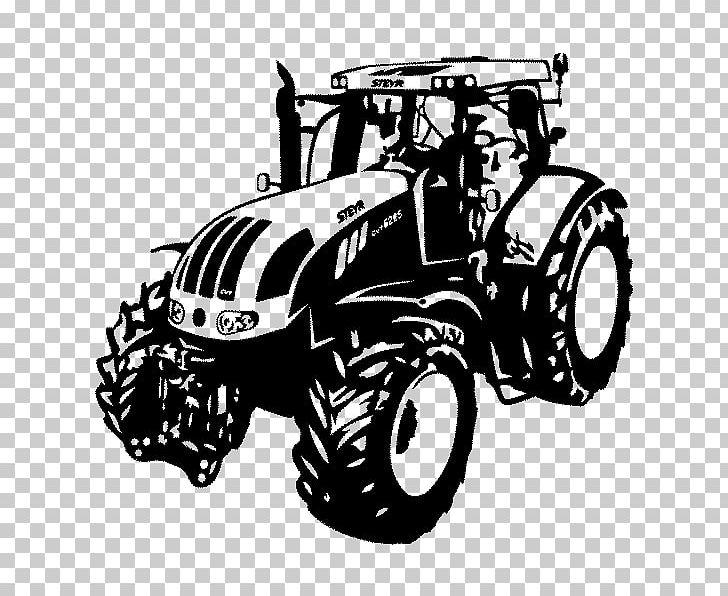 John Deere Steyr Tractor Steyr Daimler Puch Png Clipart